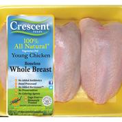 Crescent Boneless Whole Breast