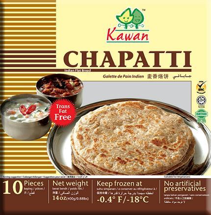 Kawan Chapatti