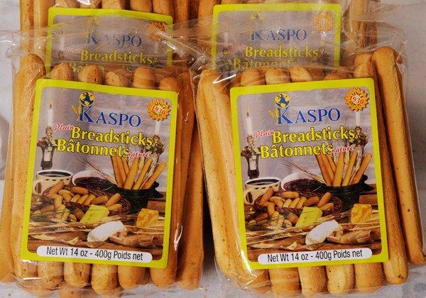 Plain Breadsticks (long sticks)