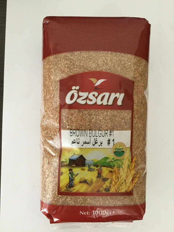Ozsari Brown Bulgur #1