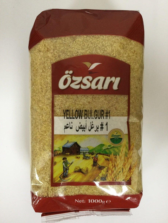Ozsari Yellow Bulgur #1