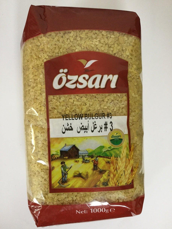 Oszari Yellow Bulgur #3