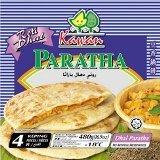 Homestyle Paratha