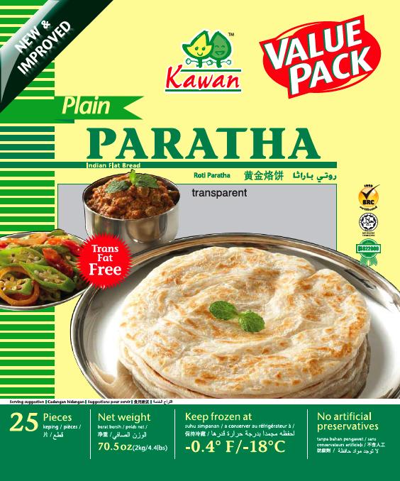 Kawan Plain Paratha VP