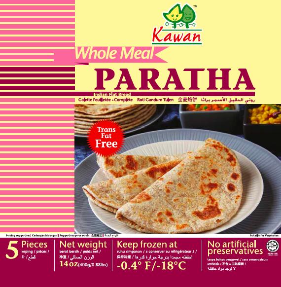 Kawan Whole Meal Paratha