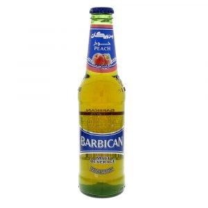 Barbican Non Alcoholic Peach Beverage