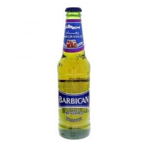 Barbican Non Alcoholic Pomegranate Beverage