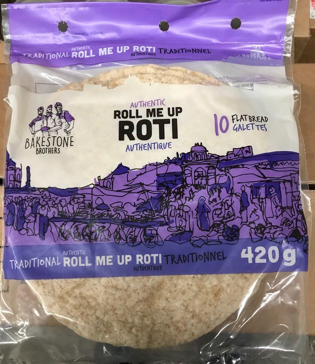 BB Authentic Roti