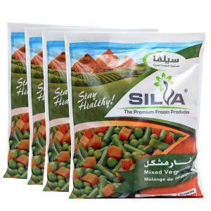 Silva Frozen Mixed Vegetables
