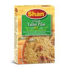 Shan Punjabi Yakhni Pilau Mix