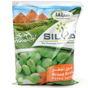 Silva Frozen Broad Beans
