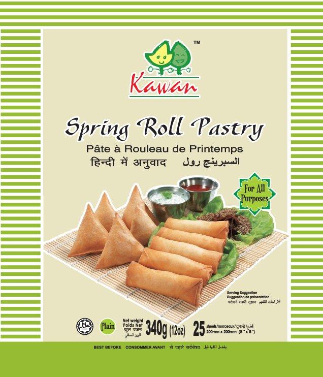 Kawan Spring Roll Pastry
