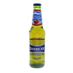 Barbican Non Alcoholic Strawberry Beverage