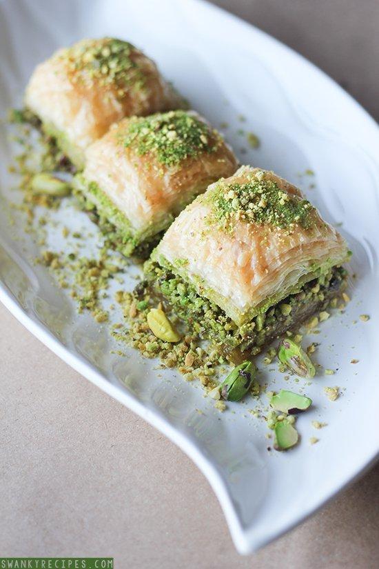 Lezza Turkish Pistachio Baklava