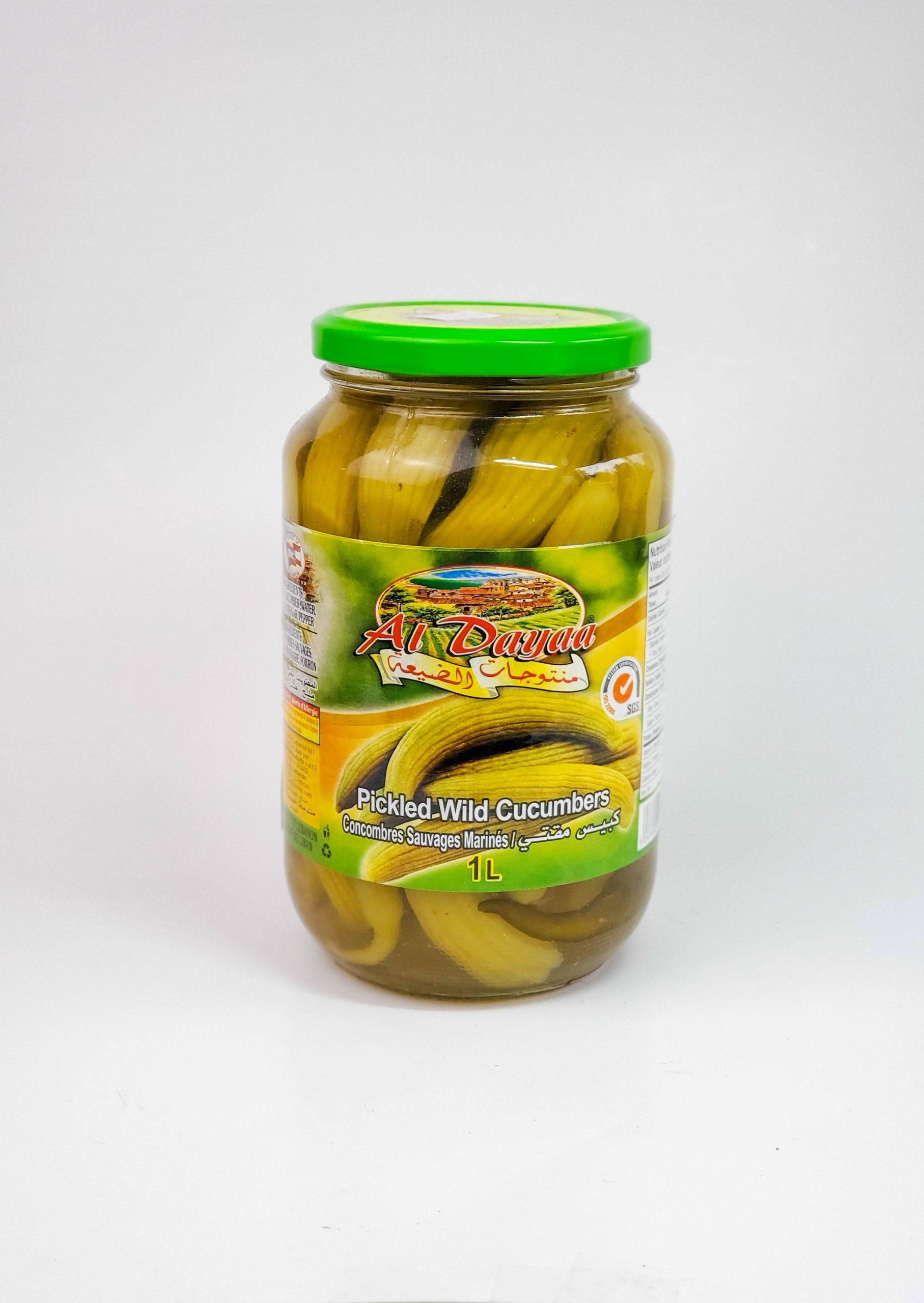 Al Dayaa Pickled Wild Cucumber