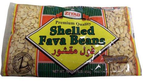Ziyad Shelled Fava Beans