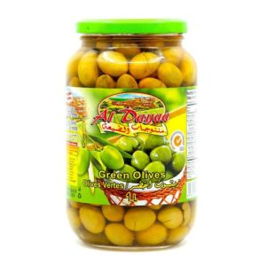 Aldayaa Green Olives