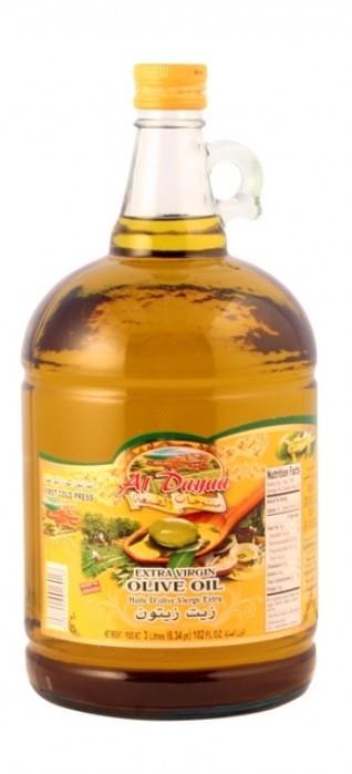 Al Dayaa Extra Virgin Olive Oil