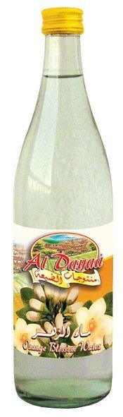 Al-Dayaa Orange Blossom Water
