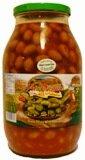 Aldayaa Green Olives with Shatta