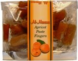 Apricot Paste Fingers