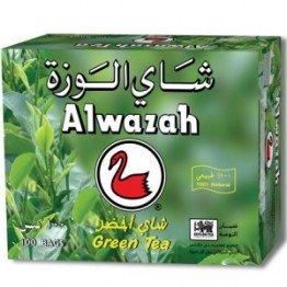 Alwazah Green Tea 100TB or 50TB