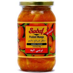 Sadaf Pickled Mango (Anbeh Torshi)
