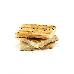Saman White Barbari Bread