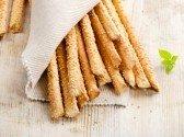 Sesame Breadsticks (long sticks)