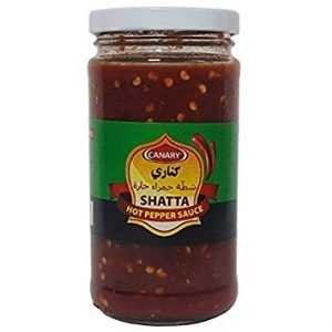 Canary Hot Pepper Paste (Shatta)