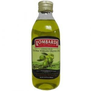 Lombardi Canola & Extra Virgin Olive Oil Blend