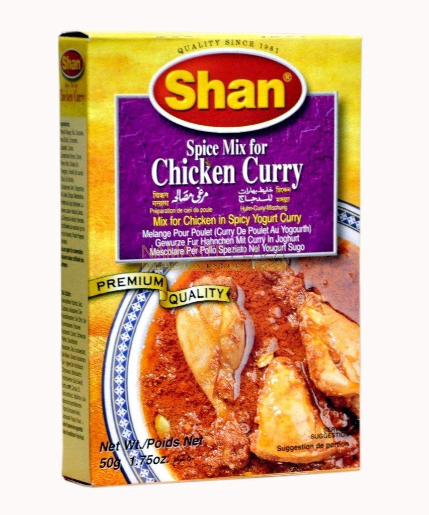 Shan Chicken Curry