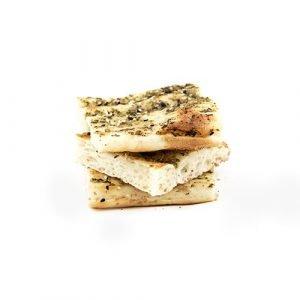 Saman Garlic Barbari Bread