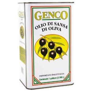 Genco Pomace Oil