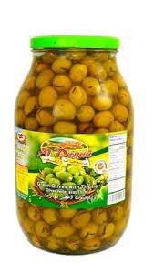 Aldayaa Green Olives with Thyme