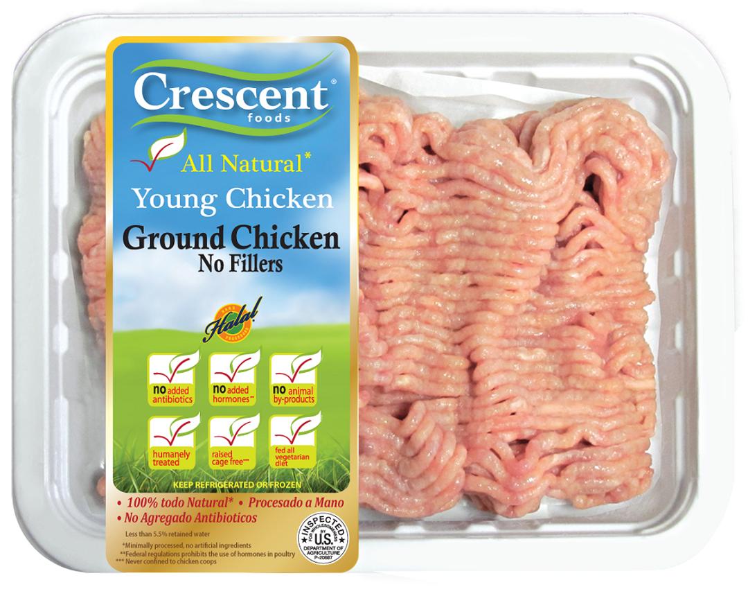Crescent Ground Chicken