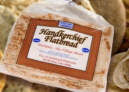 Markouk Handkerchief Flatbread
