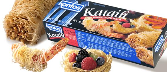 Kataifi Dough