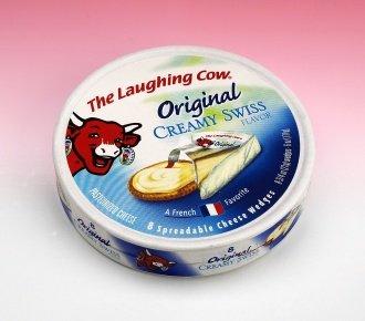 Laughing Cow Original Creamy Swiss