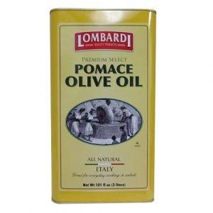 Lombardi Pomace Olive Oil Blend (Tin)