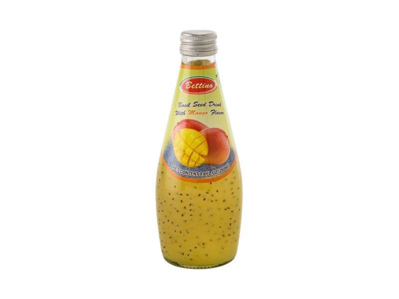 Azure Basil Seed Drink Mango