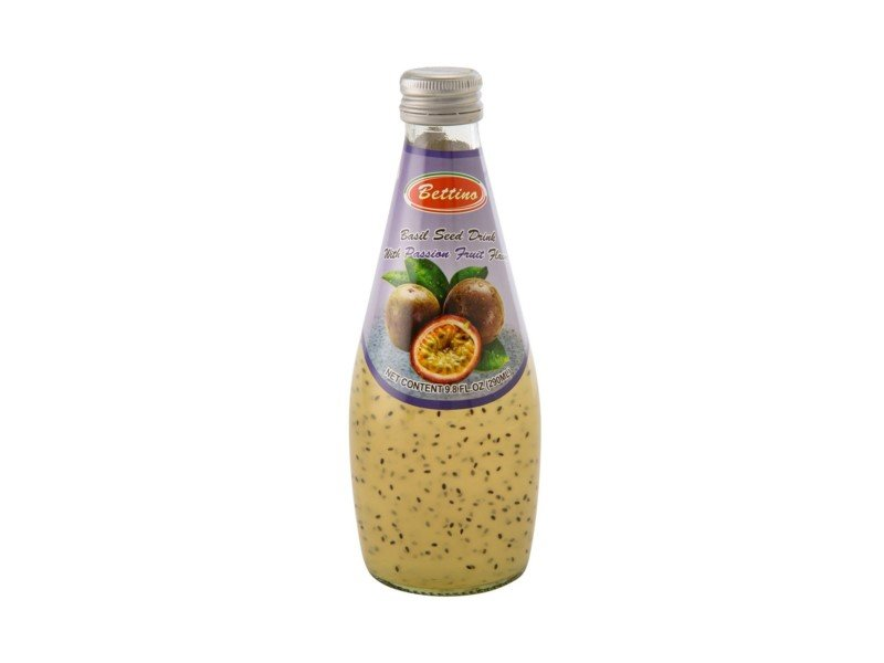 Azure Basil Seed Drink Passion Fruit