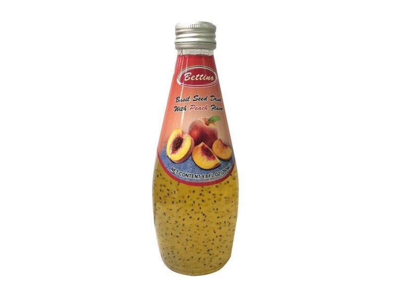 Bettino Basil Drink Peach