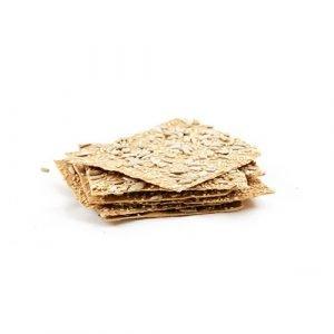 Saman Sunflower Crackers