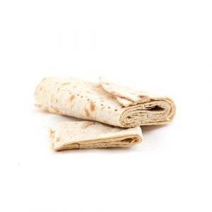 Saman Taftoon Bread (Yeast Free)