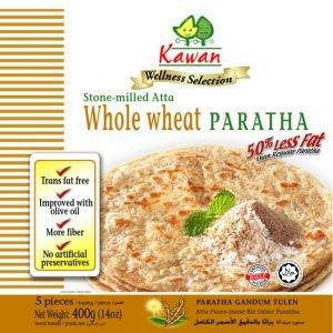 Wellness Whole Wheat Paratha