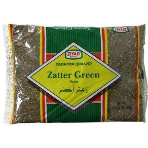 Ziyad Green Zatar (Thyme)