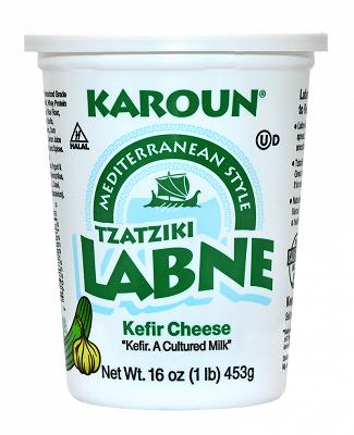 Karoun Mediterranean Tzatziki Lebne