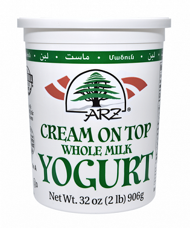Arz Cream On Top Whole Milk Yogurt