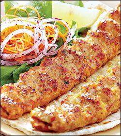 Baraka Chicken Kefta Kabab